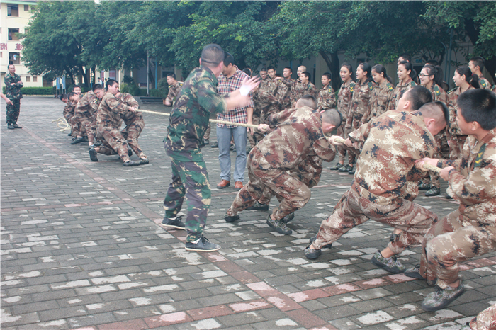 重庆特训学校课外活动
