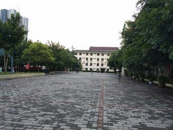 重庆戒网瘾学校一角